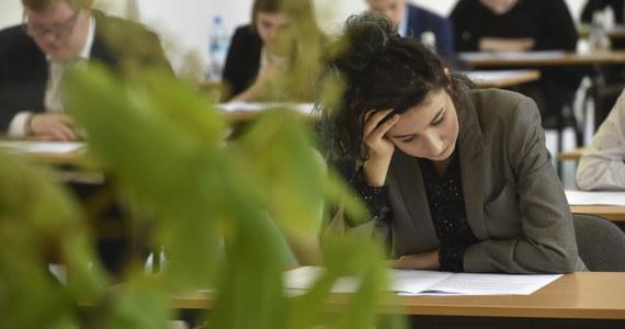 Pisemna matura międzynarodowa 2020 odwołana - Fakty w INTERIA.PL