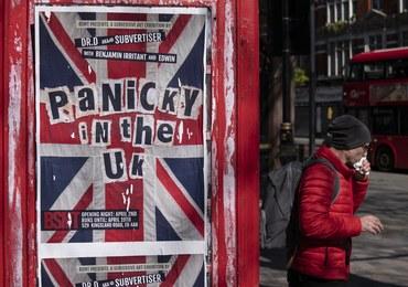 Brytyjczycy nie podporządkowują się zaleceniom rządu ws. koronawirusa