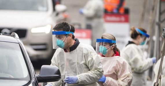Światowa Organizacja Zdrowia (WHO) podała we wtorek, że ze względu na szybkie rozprzestrzenianie się koronawirusa w tym kraju, USA mogą szybko stać się epicentrum pandemii.
