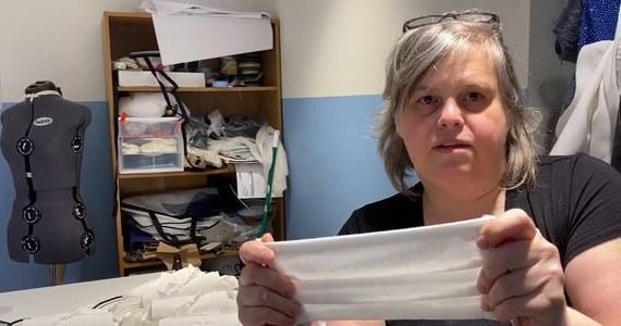 Polki w USA ruszyły z pomocą dla amerykańskich szpitali, w których również brakuje sprzętu ochronnego. Szyją maski, choć sprawa jest trudna, bo w sklepach brakuje gumek. Nie zwracając uwagi na problemy, chcą pomóc między innymi lecznicom, w których pielęgniarkami są nasze rodaczki.