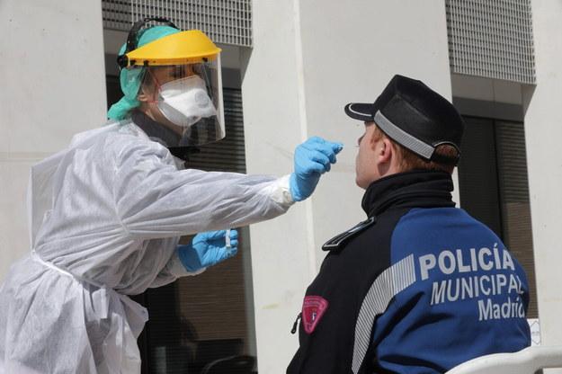 /MADRID CITY HALL HANDOUT /PAP/EPA