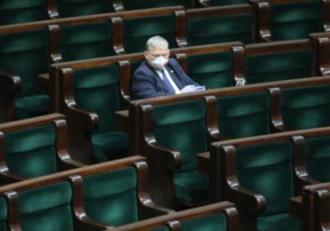 Sejm przyjął zmiany w regulaminie. Będzie głosowanie zdalne