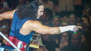 Gwiazda wrestlingu wspiera esportowców