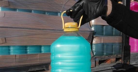 Funkcjonariusze opolskiej Krajowej Administracji Skarbowej zatrzymali transport mydła antybakteryjnego i środka do dezynfekcji, które miały być wywiezione poza granice Polski – poinformowała Izba Administracji Skarbowej w Opolu.