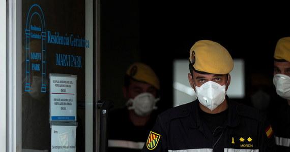 O 832 wzrosła w ciągu ostatniej doby w Hiszpanii liczba osób zmarłych z powodu koronawirusa - poinformowało ministerstwo zdrowia tego kraju. Tym samym liczba zgonów z powodu Covid-19 wzrosła do 5690. W Hiszpanii zakażone są ponad 72 tysiące osób.