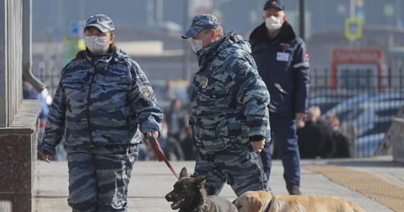Rosyjskie władze podjęły decyzję o całkowitym zamknięciu granic w związku z koronawirusem. Będzie ona obowiązywać od poniedziałku 30 marca.