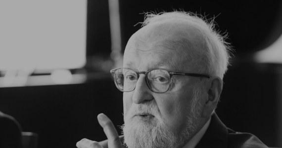 """""""Penderecki był autentycznym, wybitnym polskim kompozytorem. Był to człowiek lojalny, o ogromnym talencie, który w sposób nadzwyczajny potrafił stworzyć utwory do dzisiaj ważne, które będą istotne nadal"""" - powiedział na wieść o śmierci Krzysztofa Pendereckiego kompozytor i pianista Zygmunt Krauze. Dyrygenci, reżyserzy i inni artyści również wyrazili żal z powodu śmierci Pendereckiego."""