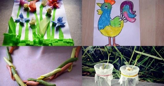 Kolejny tydzień zabaw w domu zaczynamy od inspiracji wiosennych. Nasze propozycje to tym razem poszukiwanie wiosennej atmosfery bez wychodzenia z czterech ścian. W planach hodowanie roślin i obserwacja ptaków.