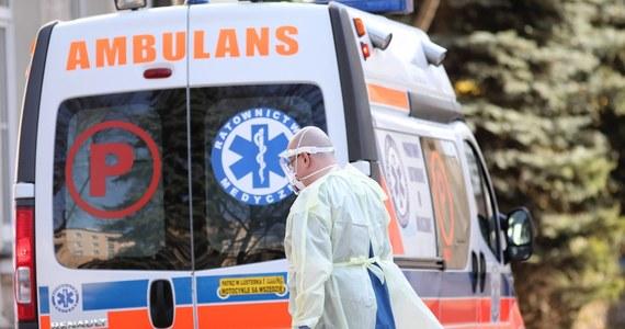 Ministerstwo Zdrowia poinformowało o śmierci 70-letniej kobiety zarażonej koronawirusem. Była hospitalizowana w Tychach. To 32. ofiara śmiertelna koronawirusa w Polsce.