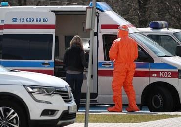 10 zgonów i 243 nowe przypadki zakażenia koronawirusem w ciągu doby w Polsce [RELACJA 01.04]