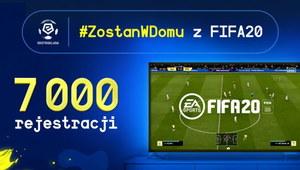 Siedem tysięcy osób w wirtualnych turniejach Ekstraklasy