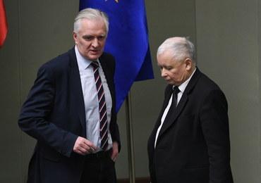 Gowin odrzucił ultimatum Kaczyńskiego. Koalicja wisi na włosku