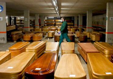 Pandemia koronawirusa. Prawie tysiąc zgonów w Hiszpanii w ciągu doby
