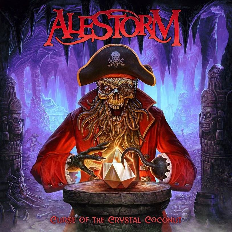 """Do sieci trafił nowy teledysk """"Treasure Chest Party Quest"""" piratów metalu ze szkockiej formacji Alestorm."""
