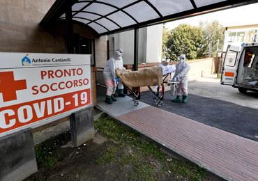 Najnowszy bilans z Włoch. Już ponad 115 tys. zakażeń koronawirusem