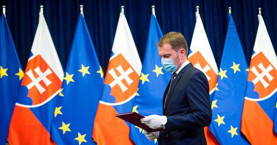 """""""Przegląd"""": Pierwsza bitwa nowego rządu Słowacji - fakty.interia.pl"""