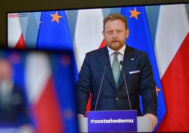 Szumowski: Swoje rekomendacje dotyczące wyborów przekażę po połowie kwietnia