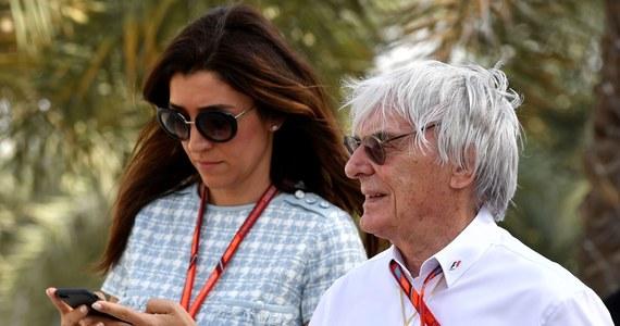 Formuła 1. 89-letni Bernie Ecclestone zostanie ojcem - Sport w INTERIA.PL