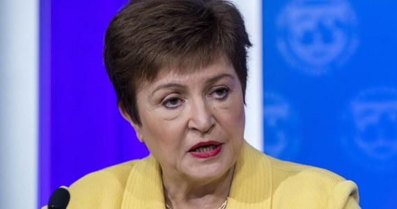 """Szefowa Międzynarodowego Funduszu Walutowego (MFW) Kristalina Georgiewa powiedziała, że nadchodzący kryzys gospodarczy będzie """"znacznie głębszy"""" niż podczas recesji spowodowanej krachem finansowym w 2008 roku. """"Mamy gigantyczny problem"""" - zaznaczyła."""