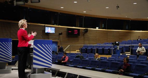 Komisja Europejska zatwierdziła w piątek opiewający na 22 miliardy złotych rządowy program, który ma wesprzeć przedsiębiorstwa w związku kryzysem wywołanym przez pandemię koronawirusa.