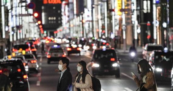 W Tokio odnotowano rekordową liczbę 118 nowych przypadków zakażenia koronawirusem, najwięcej w ciągu jednego dnia od początku pandemii Covid-19. W sumie dotąd zainfekowanych zostało 891 osób.