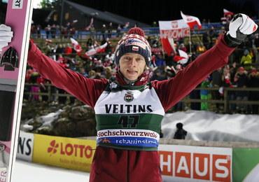 Dawid Kubacki: To był na razie mój najlepszy sezon. Mogę być jeszcze lepszy