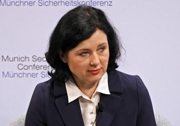 Unijna komisarz z Czech: Niepokoję się o wolne i uczciwe wybory prezydenckie w Polsce