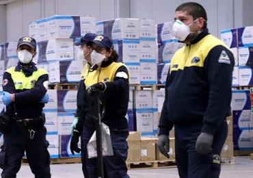 Władze Lombardii o pandemii koronawirusa: Jak grzyb atomowy