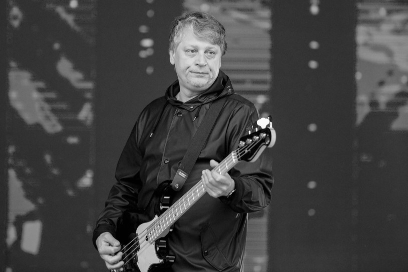 Andrzej Adamiak - basista, autor tekstów i lider kultowej grupy Rezerwat - zmarł 8 kwietnia w wieku 60 lat.