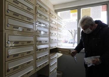 Senackie komisje zajmą się ustawą o głosowaniu korespondencyjnym 28 kwietnia