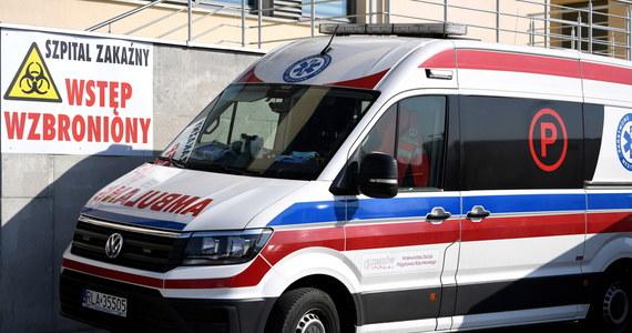 380 - o tylu nowych potwierdzonych przypadkach zakażenia koronawirusem w Polsce poinformowało w piątek Ministerstwo Zdrowia. Według danych resortowych - w piątek bilans zgonów wzrósł o siedem osób zmarłych z powodu Covid-19