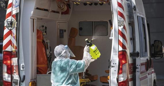 O 308 wzrosła w ciągu minionej doby liczba potwierdzonych przypadków zakażenia koronawirusem na Ukrainie; 4 osoby zmarły - podało w sobotę Centrum Zdrowia Publicznego tego kraju. Dotychczasowy bilans zakażeń to 2511. Odnotowano 73 zgony. Wyzdrowiało 79 osób.