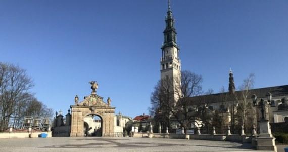 To Wielka Sobota inna niż zwykle. Na Jasnej Górze - dla wielu Polaków to najważniejsze sanktuarium w kraju – dzień przed Zmartwychwstaniem pustki zamiast tłumów. Wszystko z powodu epidemii.