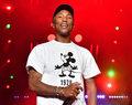 """""""Happy"""" Pharrella Williamsa najczęściej graną piosenką ostatniej dekady"""