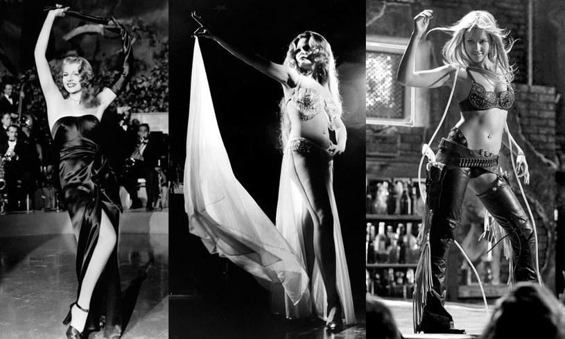 Zatańczyć na rurze? Nie trzeba być aktorką. Sztuka filmowego striptizu jest jednak umiejętnością o wyższym stopniu erotycznego wyrafinowania. Czasem, jak zrobiła to Rita Hayworth, wystarczyło tylko zdjąć rękawiczkę. Przedstawiamy dziesięć najbardziej oryginalnych striptizów w historii kina.