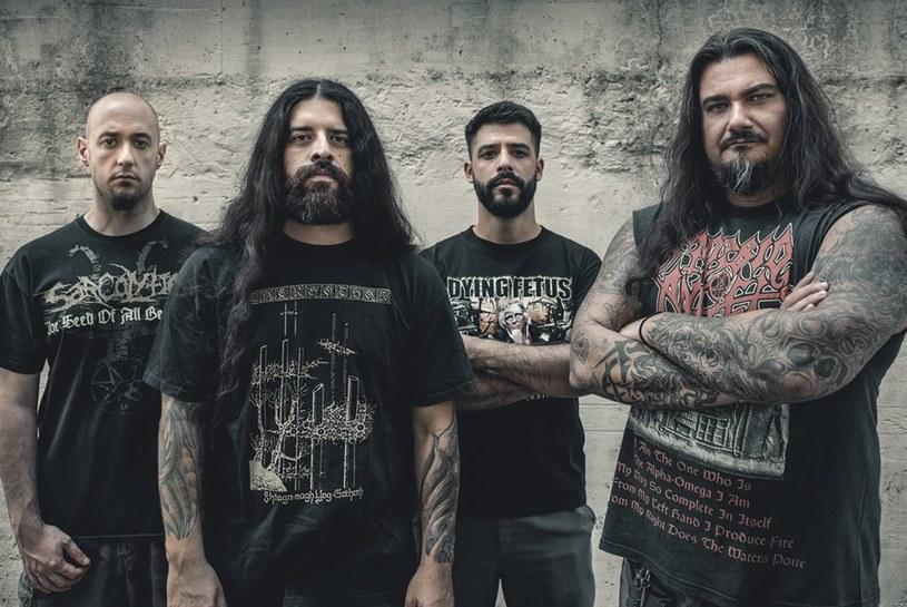 Deathmetalowa grupa Devangelic z Włoch wyda w połowie maja trzecią płytę.