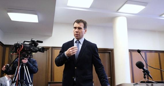 Ernest Bejda - wierny współpracownik Mariusza Kamińskiego - otrzymał posadę w zarządzie ubezpieczeniowego giganta PZU. Bejda do końca lutego był szefem Centralnego Biura Antykorupcyjnego