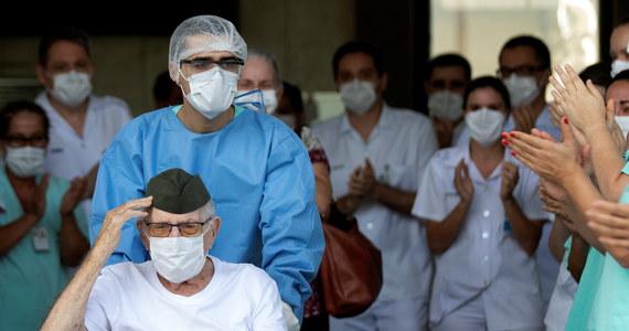 Minister nauki i technologii Brazylii Marcos Pontes powiedział, że naukowcy z tego kraju opracowali skuteczny w 94 proc. lek przeciw Covid-19. Preparat, który ma być testowany w maju, powstał w laboratorium w Sao Paulo.
