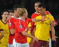 Premier League. 10. rocznica pocałunku Scholesa i Neville'a