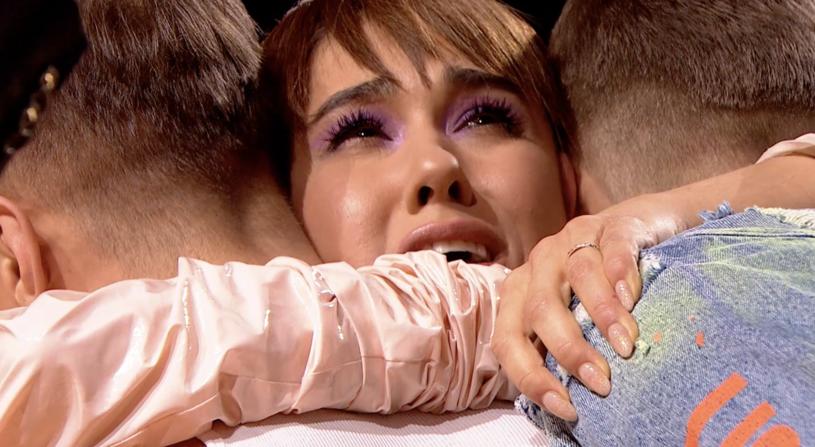 Bracia Rafał i Krzysiek Jonkisz odpadli z tanecznego show TVP2. - Nie spodziewałam się, że będzie mi aż tak przykro - mówiła, powstrzymując, łzy Ida Nowakowska.