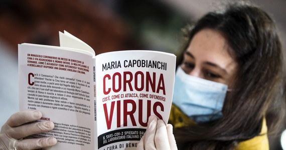 """Minister zdrowia Włoch Roberto Speranza potwierdził w poniedziałek, że kraj będzie od maja wchodził w drugą fazę walki z epidemią, czyli etap łagodzenia restrykcji. """"Ale chcę, żeby jedno było jasne; batalia nie jest jeszcze wygrana""""- powiedział wywiadzie radiowym."""