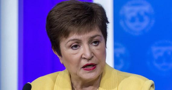 Kryzys wywołany rozprzestrzenianiem się nowego koronawirusa jest gorszy od Wielkiego Kryzysu z przełomu lat 20. i 30. XX wieku - oceniła dyrektor wykonawcza Międzynarodowego Funduszu Walutowego (MFW) Kristalina Georgiewa.