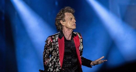 """The Rolling Stones opublikowali nową piosenkę, pierwszą od ośmiu lat. """"Living In A Ghost City"""" opowiada o życiu w izolacji, które powoduje pandemia koronawirusa."""