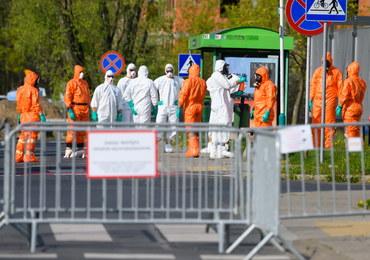 Rekordowa liczba zgonów z powodu koronawirusa w Polsce. Wśród ofiar 18-latek [24.04]