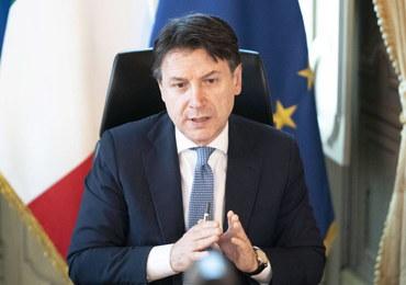 """Włochy planują odmrażanie gospodarki i """"koegzystencję z wirusem"""""""