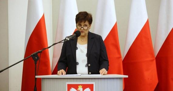 """""""Jeżeli do 6 sierpnia 2020 r. nie odbędą się w Polsce wybory prezydenckie, to od 7 sierpnia nie będzie mogła być podpisana żadna ustawa, czyli nastąpi paraliż państwa"""" - oceniła w wywiadzie dla """"GPC"""" szefowa Kancelarii Prezydenta Halina Szymańska."""
