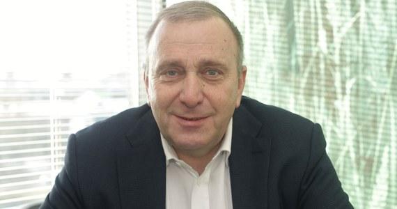 """""""Nie jestem ojcem kandydatury Małgorzaty Kidawy-Błońskiej"""" - przyznał w Polsat News były szef Platformy Obywatelskiej Grzegorz Schetyna. """"To jest decyzja konwencji, kilkuset członków Platformy Obywatelskiej, szefów struktur"""" - tłumaczył."""