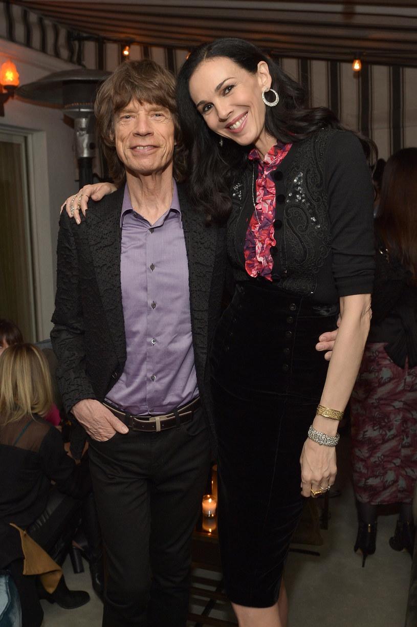 """""""Wszystkiego najlepszego z okazji urodzin L'Wren"""" - napisał na Instagramie Mick Jagger, publikując zdjęcie swojej partnerki L'Wren Scott, która popełniła samobójstwo w 2014 r."""