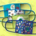 Disney zaprojektował maseczki dla dzieci z postaciami z kreskówek