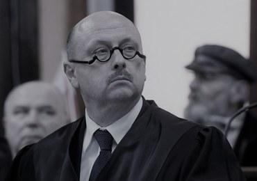 Zmarł adwokat Stefan Hambura. Miał 59 lat